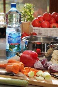 Zdrowa dieta, gotowanie