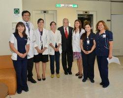 lekarze z kliniki