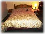podwójne łóżko