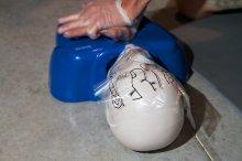 Manekin do szkoleń z pierwszej pomocy