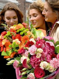 Niezwykła moc kwiatów